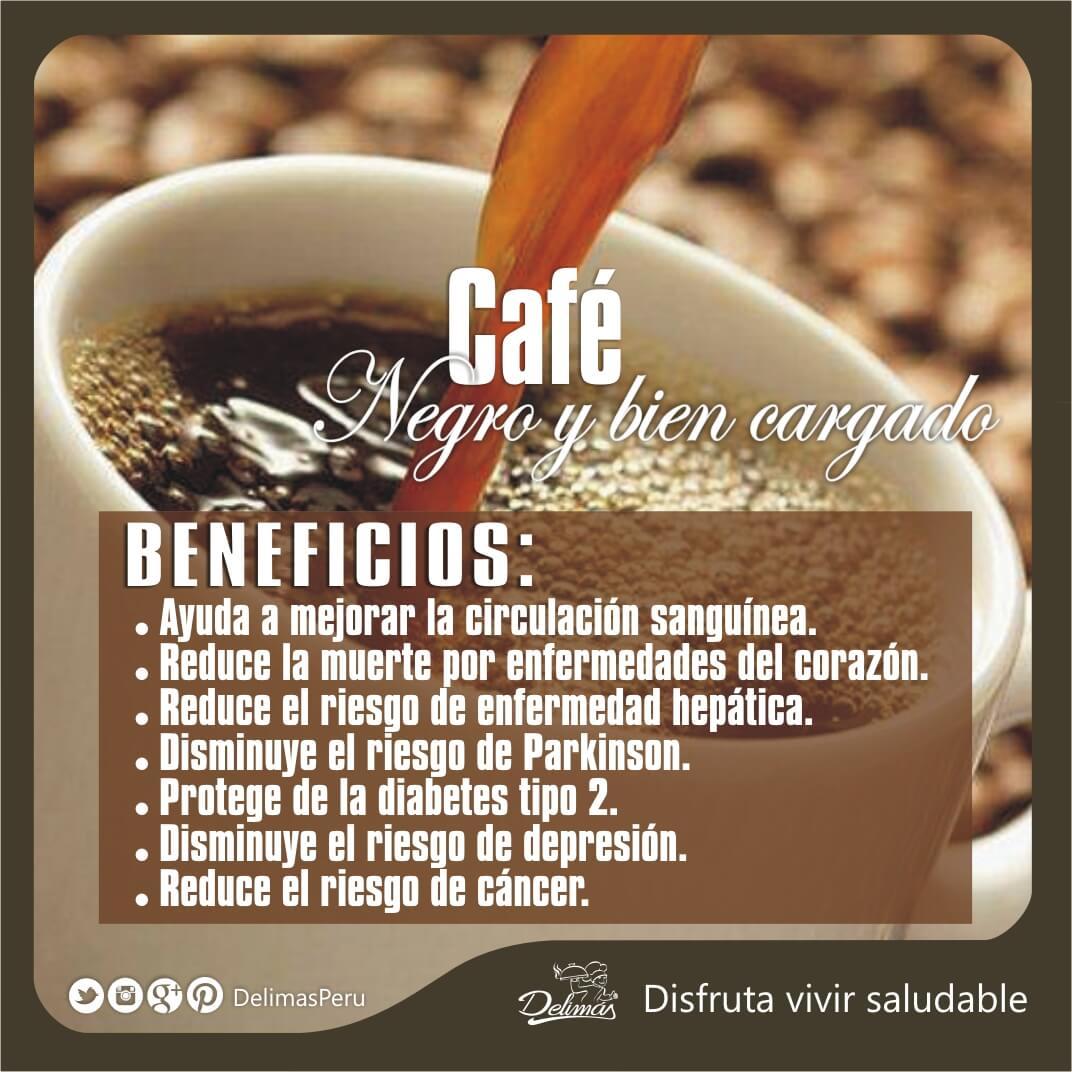 Café: 7 beneficios que no conocías - Alimentación Saludable Delimás