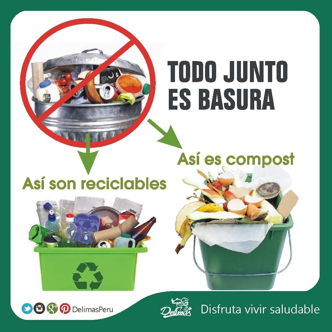 C mo reciclar y aprovechar los residuos s lidos for Reciclar muebles de la basura