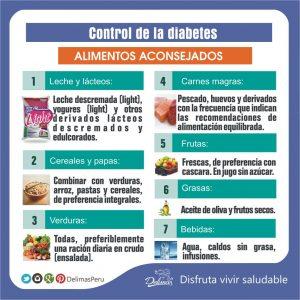 Dieta para la diabetes conoce los alimentos aconsejados - Alimentos para controlar la diabetes ...