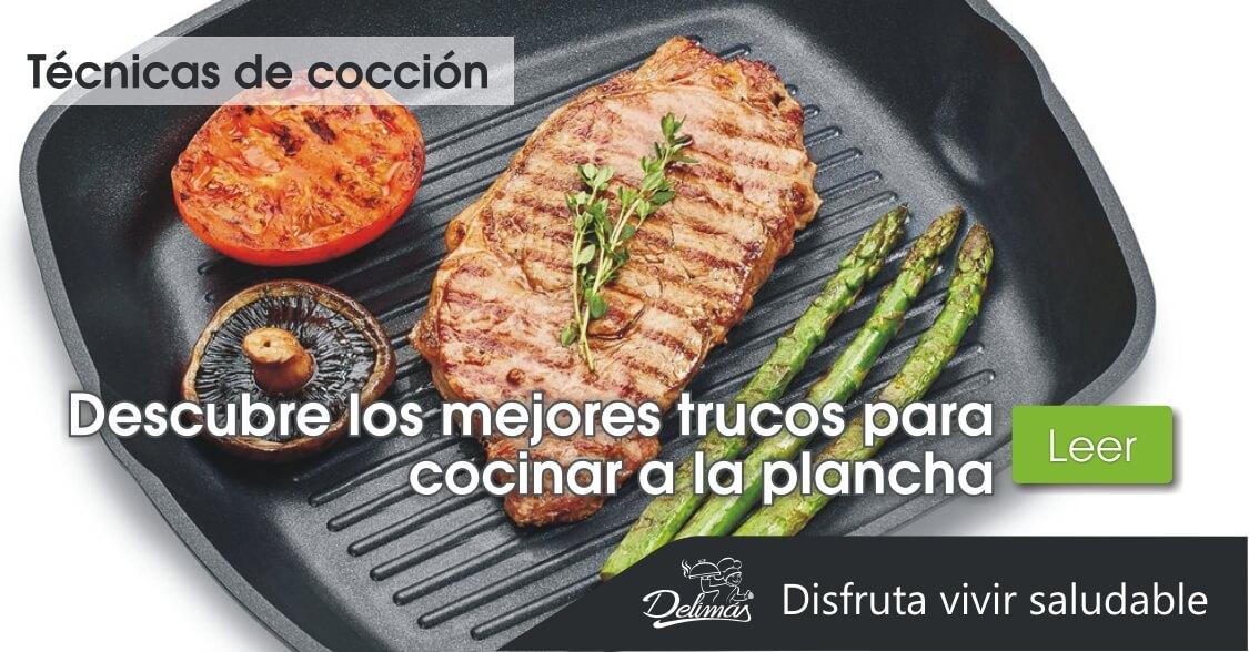 Cocinar a la plancha descubre los mejores trucos y consejos - Cocinar a la plancha ...